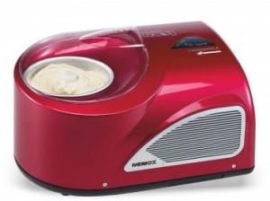 מכונת גלידה נמוקס Gelato NXT1 אדומה