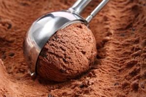 גלידת שוקולד